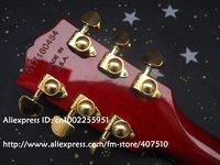 Гитара G Les cs cherry sunburst standard