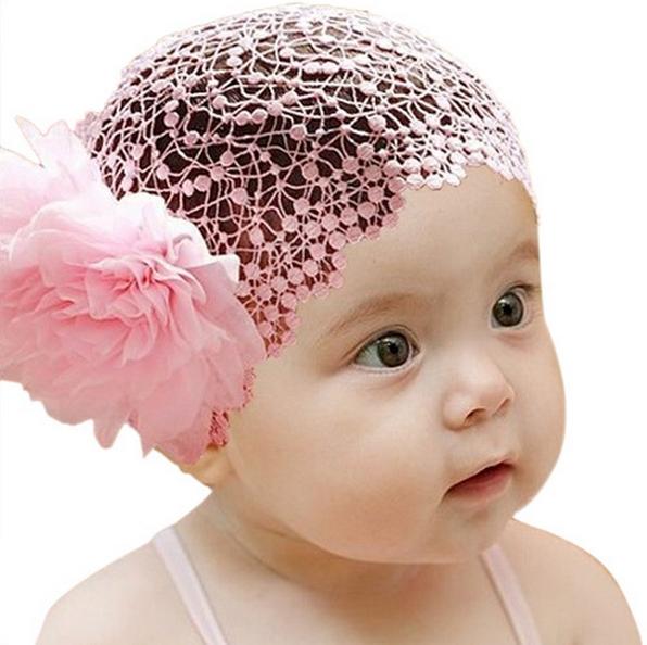 frete grtis pcs lote cores misturadas penia headband flor de cabelo do beb acessrio jias headwear tf