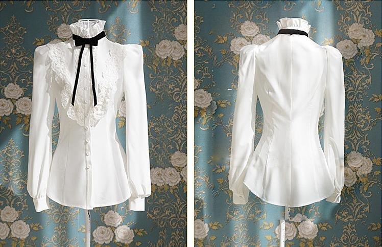 Белая Блузка С Чёрными Брюками На 1 Сентября
