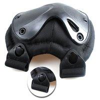 Защитные Наколенники, Налокотники Tactical sport outdoor Knee Pads and Elbow Pads Protection Set Black