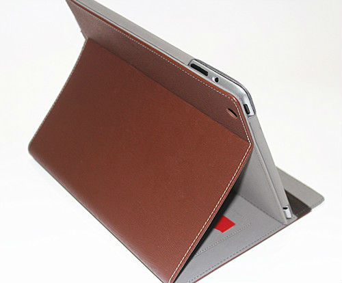 for ipad 2 case made in china free sample used high PU leather