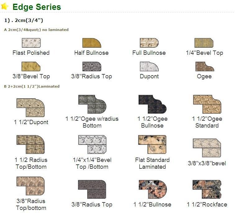 Countertop Edge Profiles Caesarstone : Newstar Kitchen Granite Island Top - Buy Island Top,Granite Island Top ...