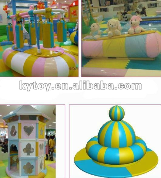 100% safe floor mat soft play