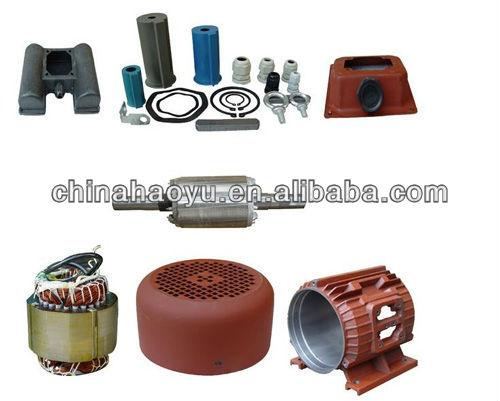 Slip ring electrical pump motor YR high voltage motor