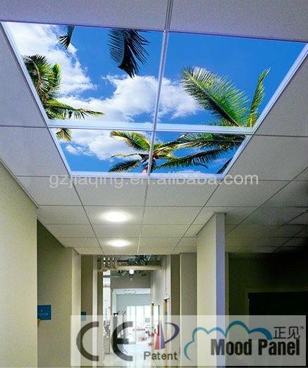 Led ciel plafond panneau lumineux décoratif-Voyants de LED-ID de ...