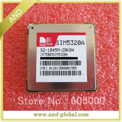 WCDMA/HSDPA SIM5320E module, programmable mini gsm gps receiver module