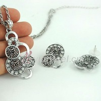 Ювелирный набор Costume jewelry sets necklace and earring set S005