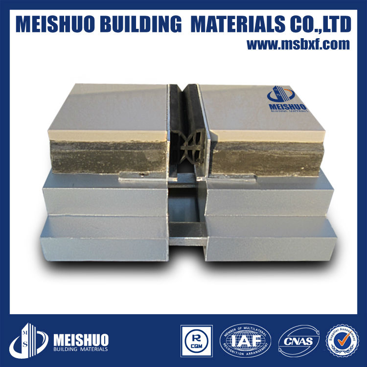 Heavy duty flexible concrete expansion joint filler