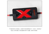 Наушники Somic Flash Led Line Controller Retractable Mic Gaming Gamers Earphone Headset