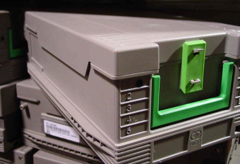 ATM Parts 445-0623567 NCR Cassette Assembly