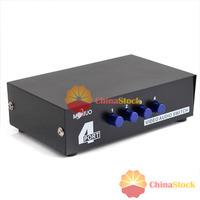 Мобильный телефон ChinaStock] New 4 Port Input 1 Output Audio Video AV RCA Switch Box