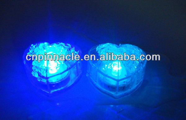 Led lemon ice cube lights