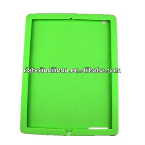 clean silicone cover for ipad mini