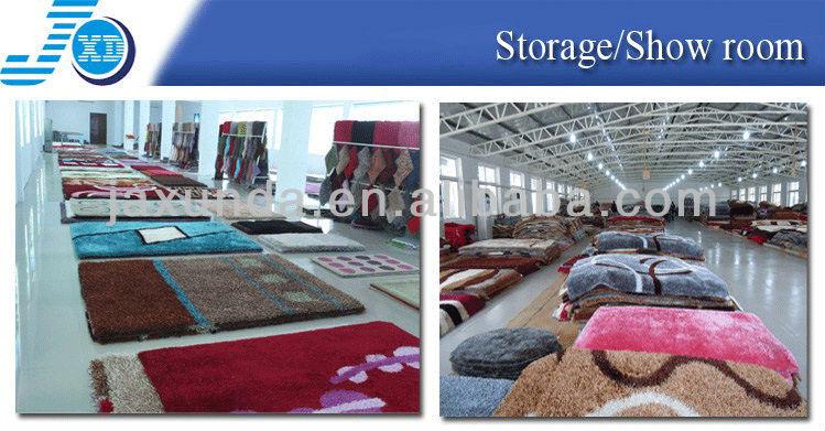 chaude nouveau design décoration chambre tapis avec effet 3d
