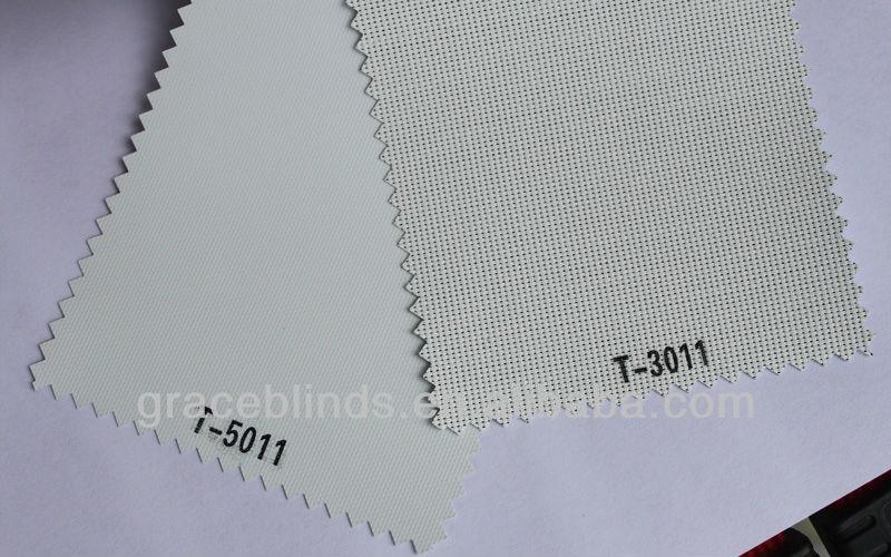 Woven Sunscreen Fabric Blackout 100 Polyester Sunscreen