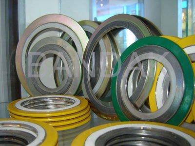 ASME B 16.20 Spiral Wound Gasket manufacture