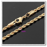 Колье-цепь Copper with 14K gold plated chain necklace, price