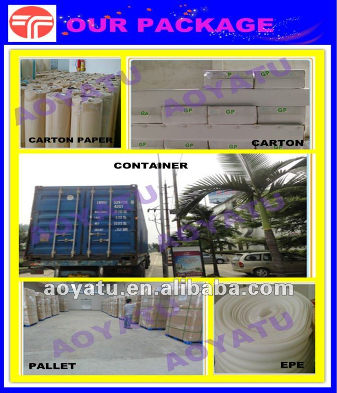 PE clear plastic film