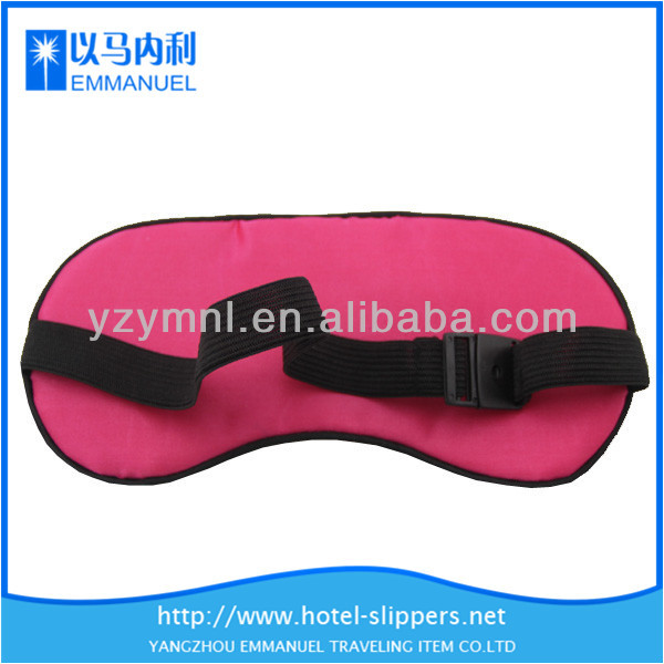 red cotton cloth cat eye masks for sleeping