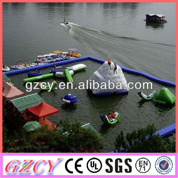 Fascinating Amusement Inflatable Water Park Rides