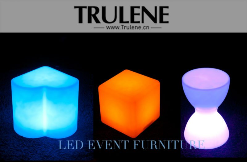Color Changing Led Outdoor Furniture
