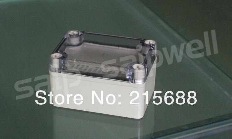 IP66 ABS Material,Clear Cover Waterproof Box1.jpg