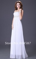Вечернее платье Hot! DHL&EMS! Charming Sexy back open Strapless Shinning Sequins Prom Party Gown Evening Long Dress, Chiffon, CL2426