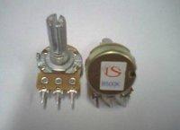 Потенциометр Sindax 0.5W , B10K B5K B50K B500K B100K B20K B1K B2K B1M 15 3 , 5