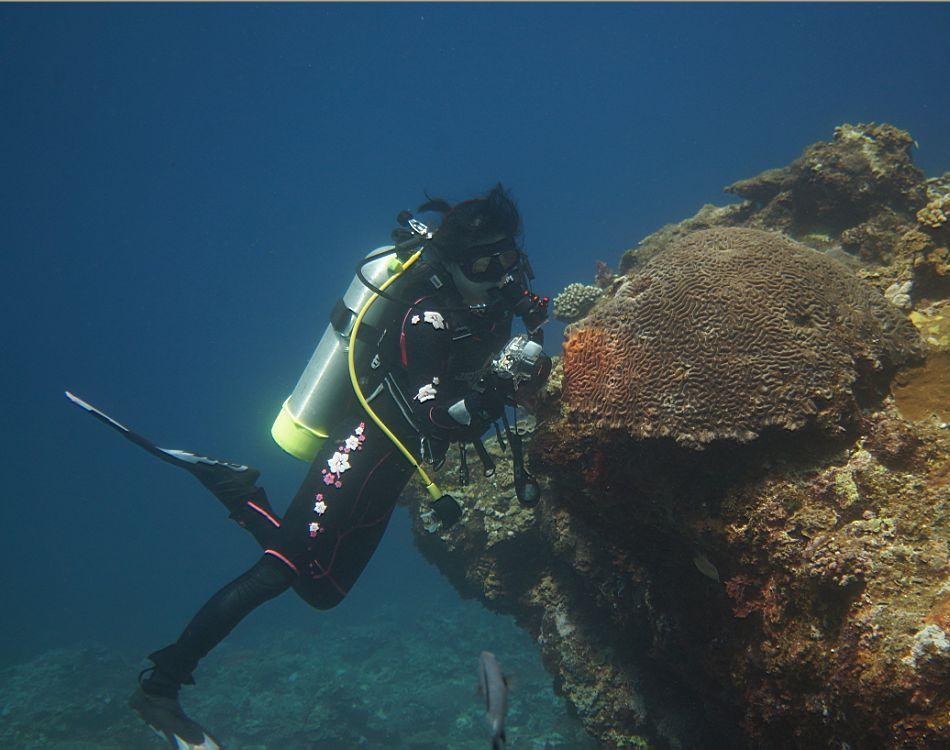 Underwater Diving Camera Waterproof Shockproof Cover Case For Nikon J1(10mm)