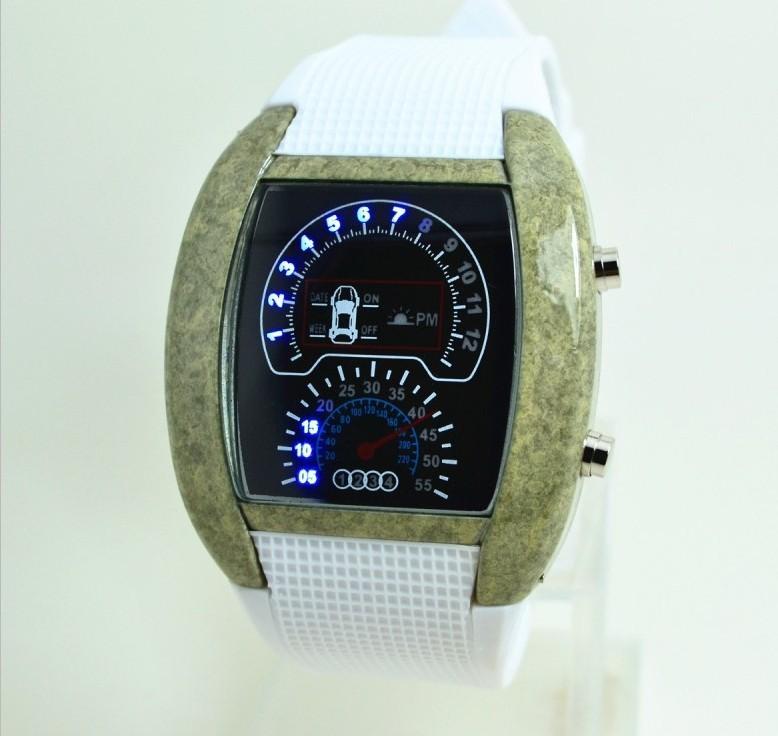 Наручные часы Turbo Flash LED Dial 5 /, Mail s1