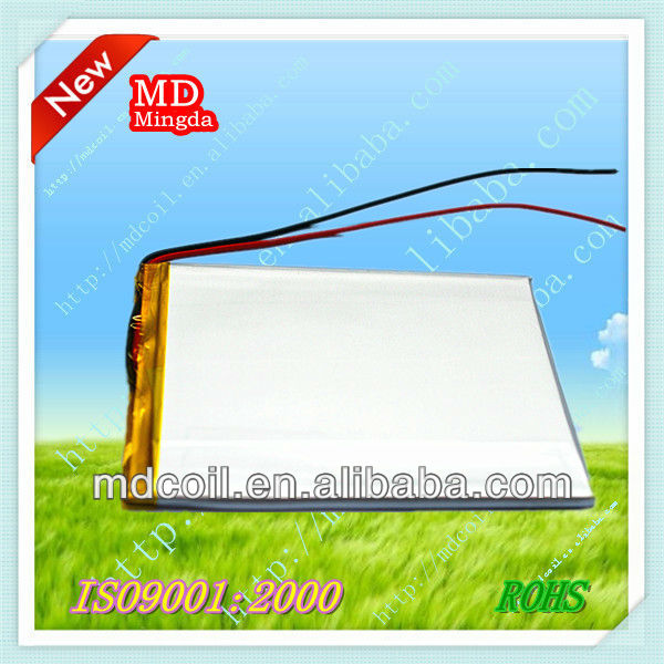 7523190N 3.7V 3400mAh Lithium Polymer Battery for Tablet PC / MID / PDA