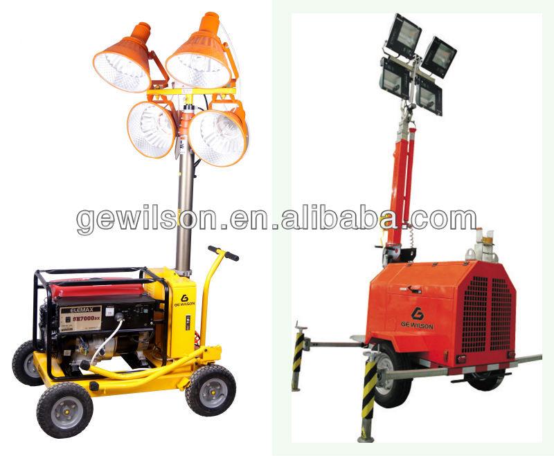 Electric Motor Concrete Mixer