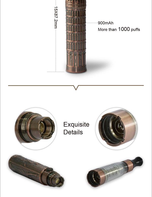 China e cig manufacturer wholesale hookah vaporizer pen eGo