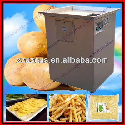 800Kg/h AUSQS600-B potato cutter