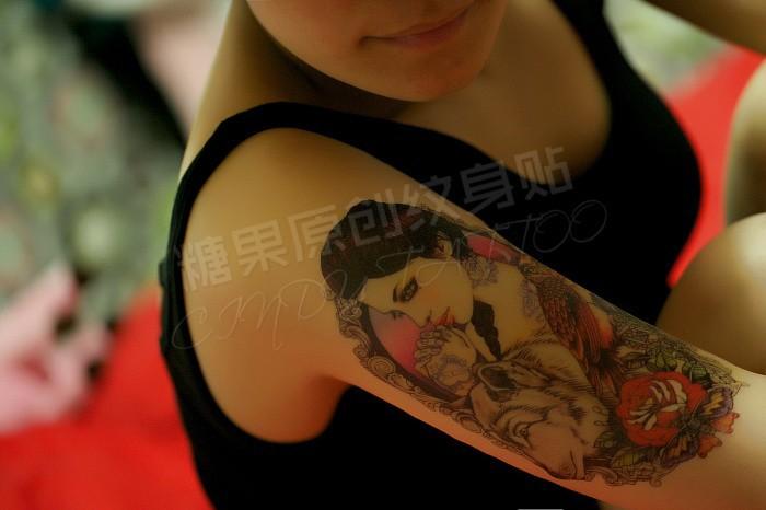 Временная татуировка N/M  C07