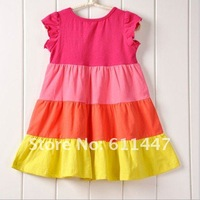 Платье для девочек 1pcs/lot hello kitty dress for girl