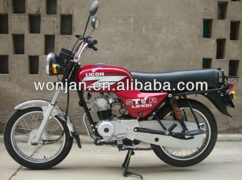 Bajaj 100cc Boxer Motorcycle