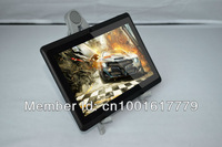 7inch cheapest tablet pc christmas gift 5 point capacitive Screen+android 4.0+Multi Touch+1.2GHz 512MB 4GB+Webcam+Wifi