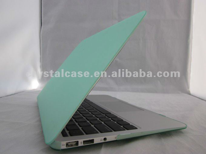 computer crystal case/laptop case/protector case for macbook air china manufacturer