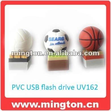 Tennis ball sports usb flash drive 4gb