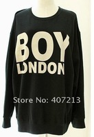 Женские толстовки и Кофты Big code autumn 2012BOYLONDO Korea new paragraph long long sleeve sweater OVERSIZE thick loose coat