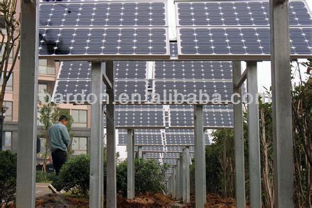50W Monocrystalline Solar power module