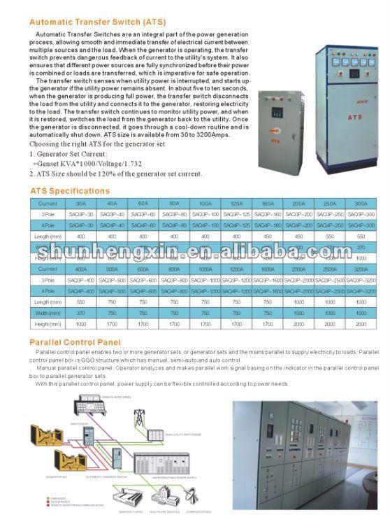 125KVA Soundproof Generator (Cummins 6BTA5.9-G2)