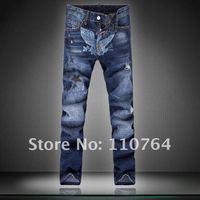 Мужские джинсы ' Distrressed D250