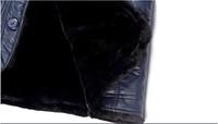 Мужские изделия из кожи и замши New brand ! ,  4XL 5XL jaqueta couro