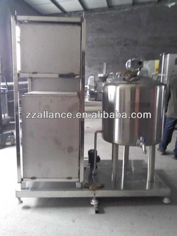 14 ALLPM-100S Pasteurizer machine juice