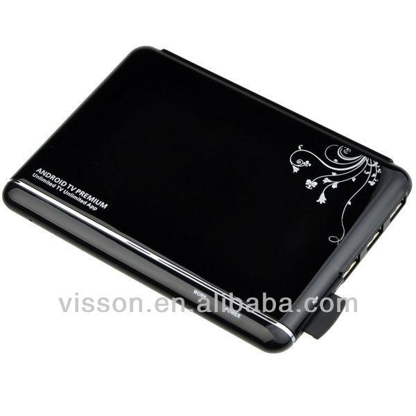 VS-ATV-102 Amlogic M3 Android 4.0 TV Box 1GB/4GB