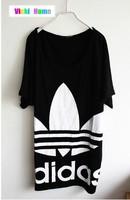 Женская футболка t ! 2colors