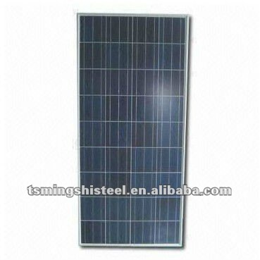 140W solar panel,poly and mono,CE TUV certified