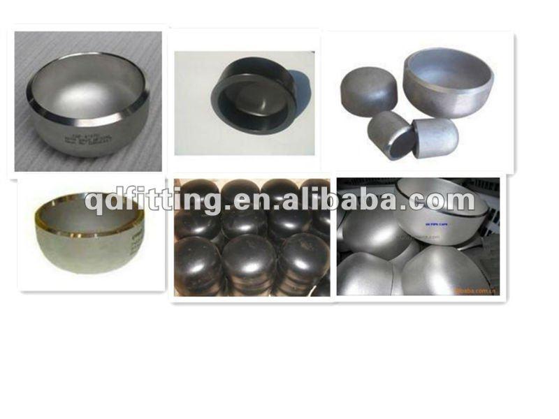 DIN2617 SCH40/STG 12 sch40 pipe cap